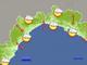 Meteo: giornata prevalentemente soleggiata sul genovese. In serata possibili rovesci sul Levante