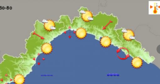 Meteo: giornata di bel tempo su savonese e genovese in questo giovedì 17 settembre