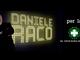 Daniele Raco per la campagna donazioni in favore della Croce Bianca genovese
