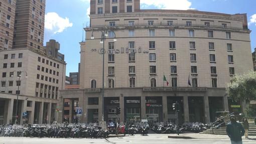 """Autorimessa interrata in piazza Dante, ricorso al Tar della fondazione Gaslini: """"Rischi per sicurezza del grattacielo"""""""