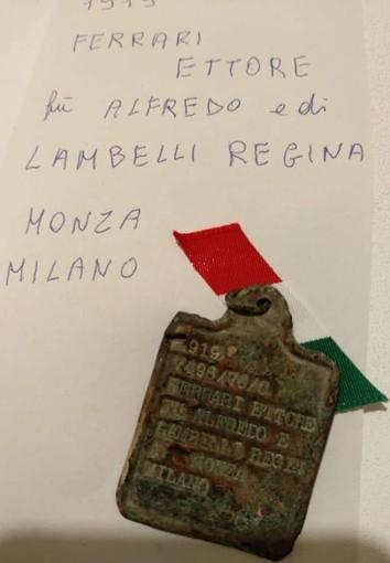 """Dal Friuli l'appello per trovare i familiari del soldato Ettore Ferrari: """"Cerchiamo i suoi discendenti a Genova"""""""