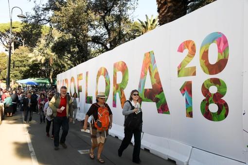 Euroflora 2018, esordio col botto: 9 mila visitatori, oggi 18 mila prenotazioni