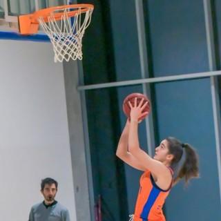 Esordio con vittoria per Basket Pegli contro Castelnuovo Scrivia