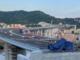 Finita la soletta del nuovo ponte sul Polcevera: continuano i lavori per la consegna dell'opera alla città (VIDEO)