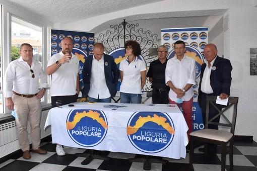 """Parte da Sanremo la campagna elettorale di 'Liguria Popolare', On. Lupi """"Siamo al 4,1%, un sondaggio che premia la concretezza"""" (FOTO e VIDEO)"""