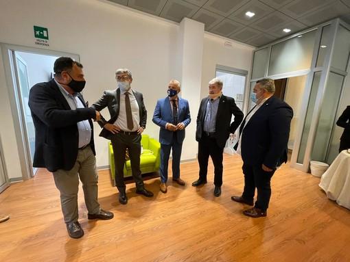 Nuova sede genovese per l'azienda ReLife e importanti acquisizioni nel campo dell'economia circolare (VIDEO)