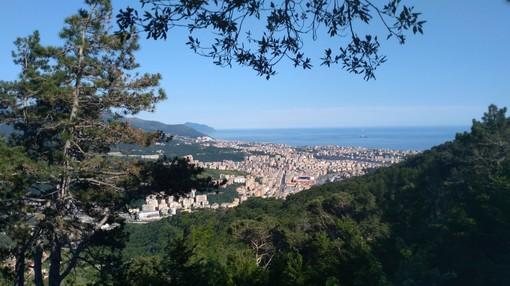 Influencer a Genova per un tour fra forti, mare e acquedotto storico