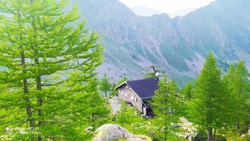 Tra storia e vie di arrampicata, il rifugio Zanotti, custodito da Gianfranco Caforio del Cai ligure di Genova (VIDEO)