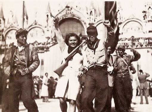 A Fascia commemorazione dei Partigiani della VI zona operativa