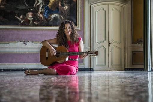 """""""Non dimenticar"""", sabato Alessia Ramusino in concerto a Villa Scassi"""