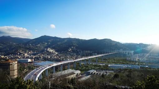 Nuovo ponte Genova San Giorgio: esito positivo del collaudo statico dell'Anas