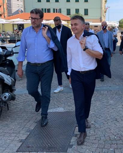 """Piaggio Aero, Rixi: """"Nuova commessa segnale attenzione Lega per territorio"""""""
