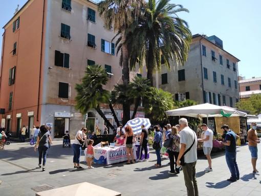 Anche a Genova si firma per il referendum sull'eutanasia legale, oltre 1600 raccolte lo scorso week end (foto)