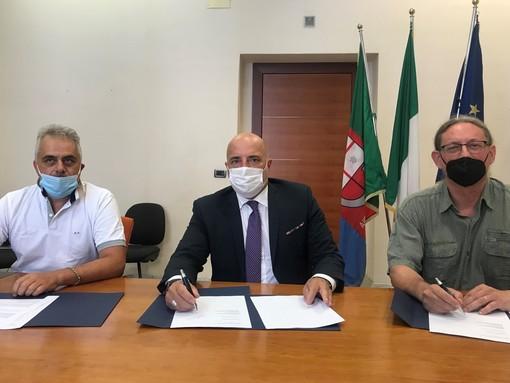 Rinnovato l'accordo tra Regione Liguria, Inail e Anmil per il reinserimento lavorativo delle persone con disabilità