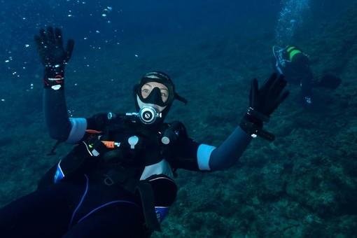 A scuola di diabete sott'acqua: dal 23 al 30 giugno, a Genova, il corso sub di Diabete Sommerso