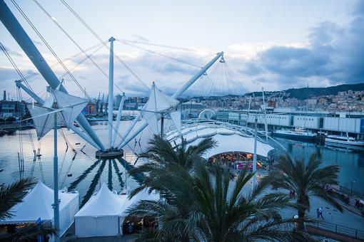 Orientamenti alla Festa dello Sport al Porto Antico