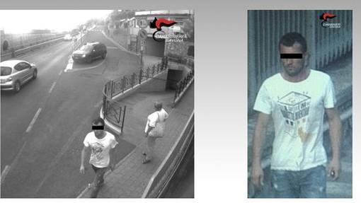 Telecamere cittadine e selfie sul cellulare: arrestato lo scippatore seriale di Finale Ligure e Pietra