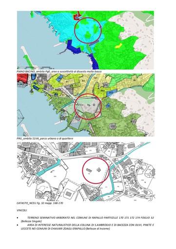 Rapallo: riqualificazione di un'area all'interno di Parco Casale, la giunta comunale approva il progetto
