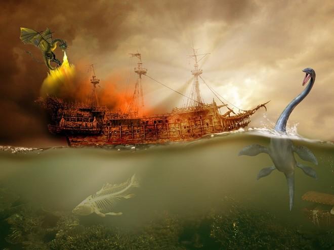 Storia e leggenda di San Venerio, il pesce dragone e l'isola del Tino