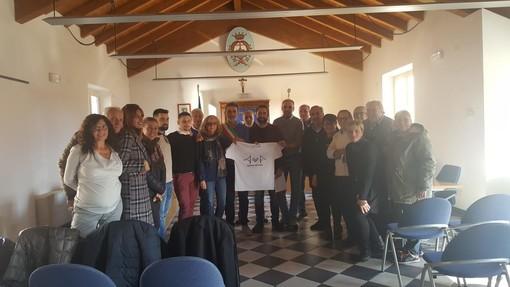Pietra Ligure, consegnati i 10 mila euro raccolti per il nuovo poliambulatorio in Val Polcevera