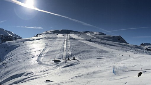 Oltre 50 cm di neve fresca ad Artesina