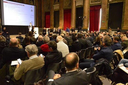 Al Ducale gli Stati Generali dell'Economia per fare il punto sui progetti della Genova di domani