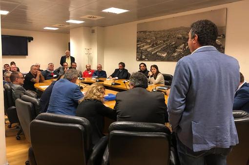 "Terzo Valico, sindacati in Regione, Senarega: ""Opera necessaria, deve andare avanti"""