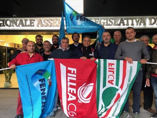 """Terzo Valico, sindacati di categoria: """"Pronti a manifestazioni a Sant'Ilario"""""""