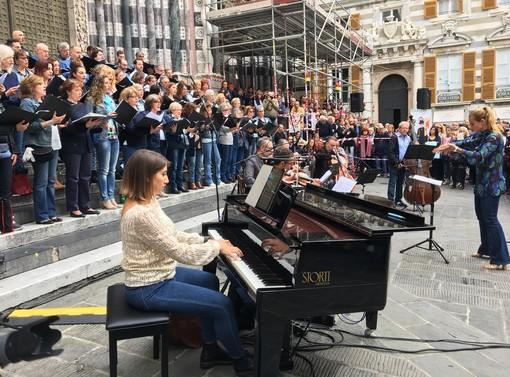 Il cooking show musicale con Gianmaria Aliverta chiude il programma di ottobre per il Sempreverdi Festival