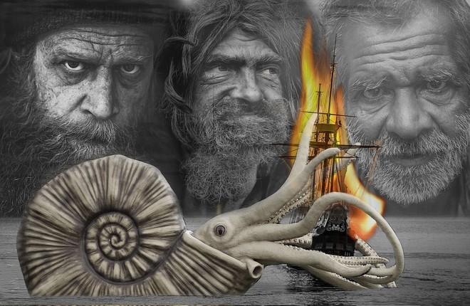 Gli spiriti del mare di Albisola e Portofino