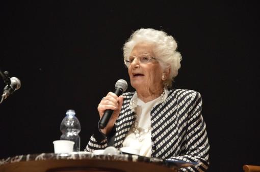 Liliana Segre: cittadina onoraria di Genova, domenica 24 il conferimento al Ducale