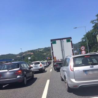 A10 Genova-Savona, riaperto il tratto compreso tra l'allacciamento con la A26 e Arenzano in direzione Savona