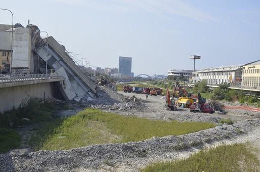 Crollo ponte, Camera di Commercio: commercio, industria, trasporti i più danneggiati