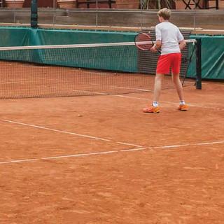 Tennis, due pareggi alla prima giornata per le squadre del T.C. Genova 1893