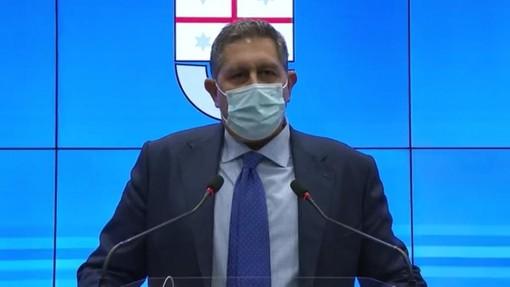 """Coronavirus, Toti: """"Valuteremo eventuali chiusure su Genova e anche provvedimenti per le altre province"""""""