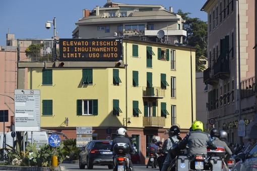 Allarme rosso per inquinamento nel Comune di Genova, in arrivo contromisure dalla Regione