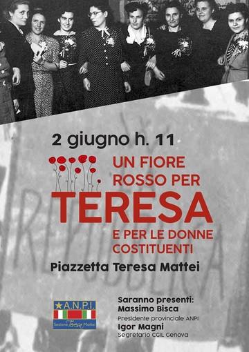 Festa della Repubblica: il 2 giugno Genova ricorda le Donne Costituenti