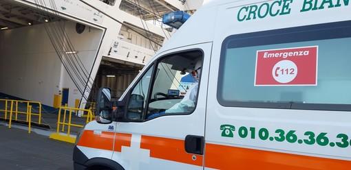 Predisposto un piano sbarchi protetti per la Msc Fantasia che arriverà a Genova lunedì mattina