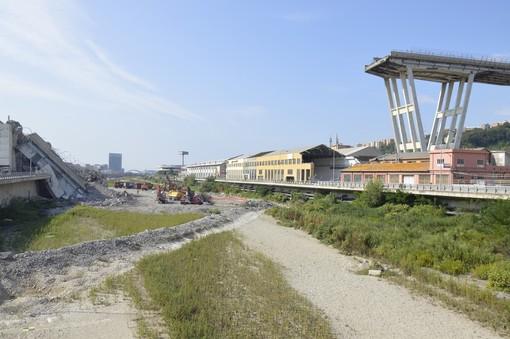 """L'appello della Cisl per la ricostruzione del ponte: """"Situazione ogni giorno più grave"""""""