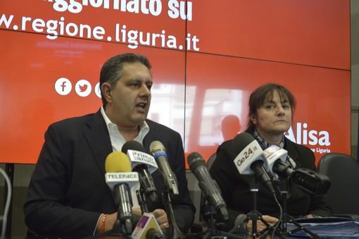 """Coronavirus, numeri stabili in Liguria. Toti: """"Consapevoli di un'espansione, ma saremo in grado di gestirla"""" (VIDEO)"""