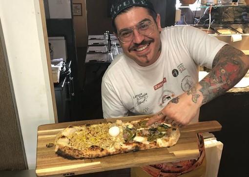 Bargagli: arriva il più famoso pizzaiolo italiano,Raffaele Tromiro