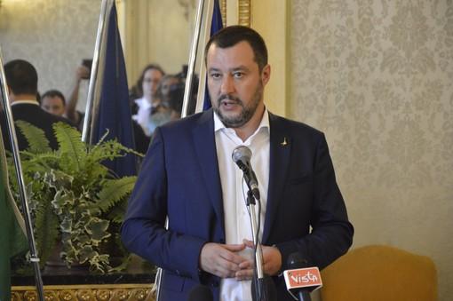 """Salvini ai sindaci della Liguria: """"Valorizzare gli enti locali"""""""