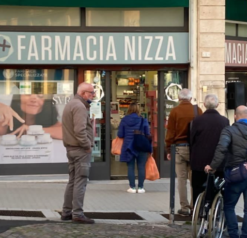 Al via le vaccinazioni nelle farmacie della Liguria (FOTO e VIDEO)