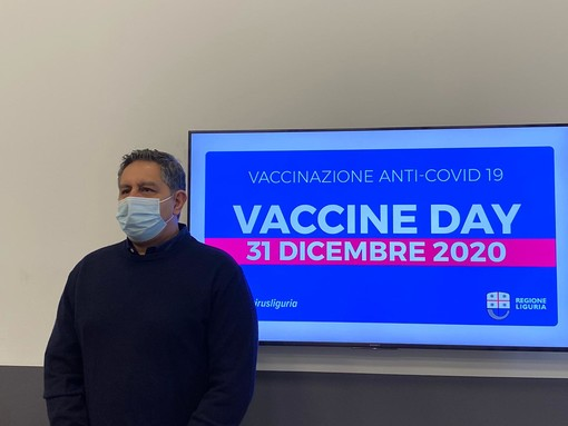 """Avvio delle vaccinazioni anti-Covid, Toti: """"Probabile ritorno della Liguria in zona gialla subito dopo le feste. Siamo in area di rischio moderato"""""""
