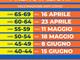 Vaccini Covid, il calendario delle prossime prenotazioni in Liguria