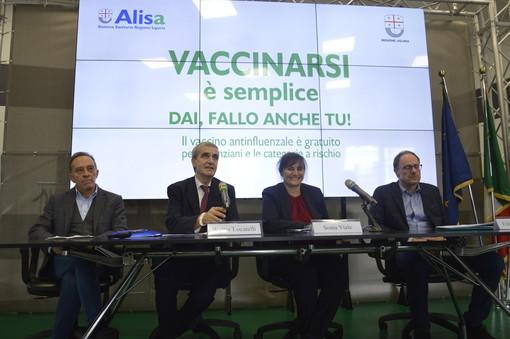 Al via la campagna contro l'influenza: in arrivo due ceppi diversi, da America e Australia
