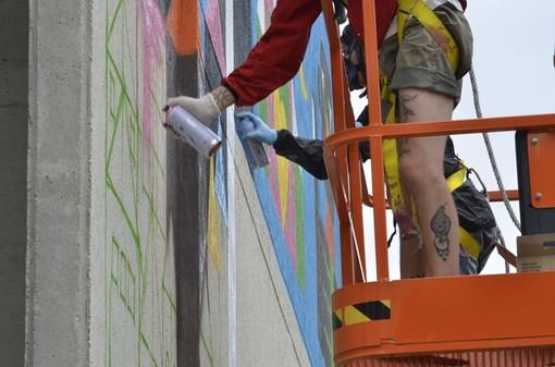 On the Wall porta la street art in Valpolcevera con 15 artisti di fama internazionale