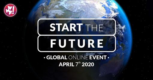 """Nasce """"Start The Future"""": il 7 aprile il primo evento internazionale online per affrontare il COVID-19 e altre sfide globali della società moderna"""