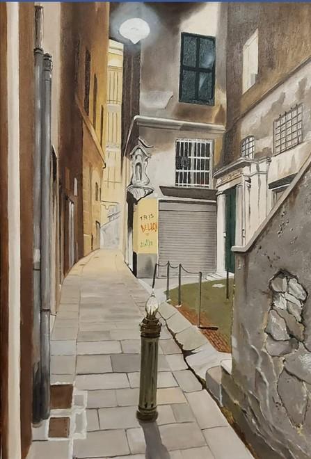 L'arte e la passione di Antonio Vescina nell'intervista di Leonardo Parodi