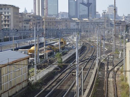 In arrivo interventi di adeguamento sulla rete ferroviaria a Cornigliano